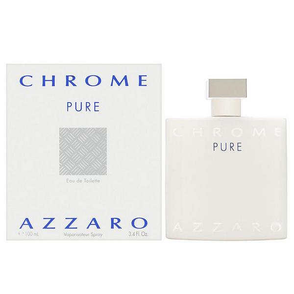 Azzaro Chrome Pure